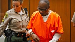 Todesstrafe für Serienmörder von Los Angeles