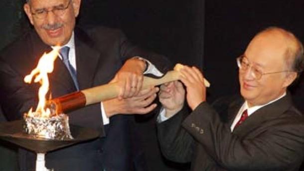 El Baradei warnt Israel