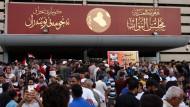 Notstand in Bagdad ausgerufen
