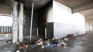 Verdächtiger nach Anschlag auf Obdachlose gefasst