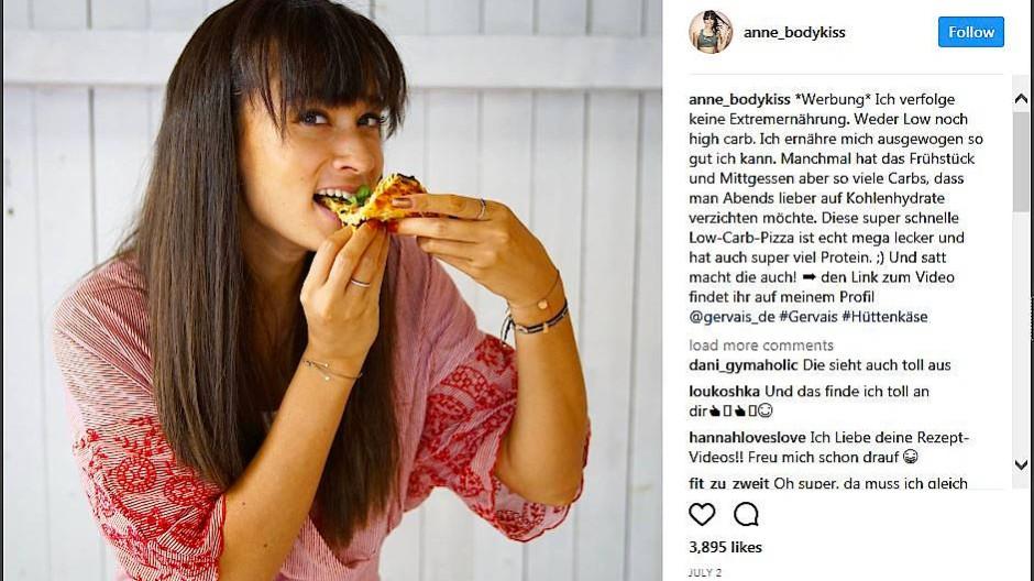 Instagram-Werbung im Gewand der Authentizität