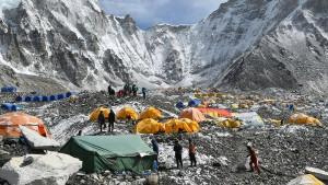 Schmelzende Gletscher legen Leichen frei