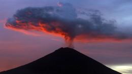 """""""Mount Agung"""" bricht aus"""