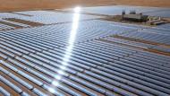 Google-Solarkraftwerk fast fertig