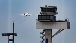 Verspäteter Fluggast setzte Bombendrohung ab