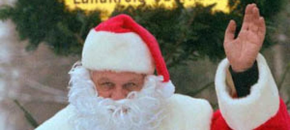 Wunschzettel Weihnachtsmann Hat Wieder Eine Postadresse