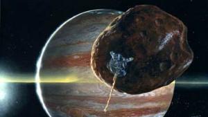 Jupitermond Amalthea ist fliegender Geröllhaufen