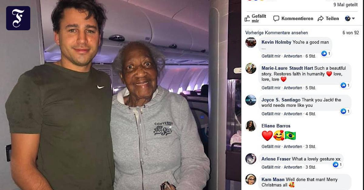 Flug nach New York: Passagier tauscht seinen Business-Sitzplatz