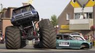 Drei Tote nach Unfall mit Monster-Truck