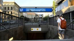 Berliner U-Bahnhof Mohrenstraße wird umbenannt