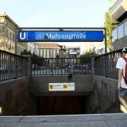 """Demnächst soll hier """"Glinkastraße"""" stehen."""