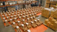 Kokain im Wert von 100 Millionen Euro entdeckt