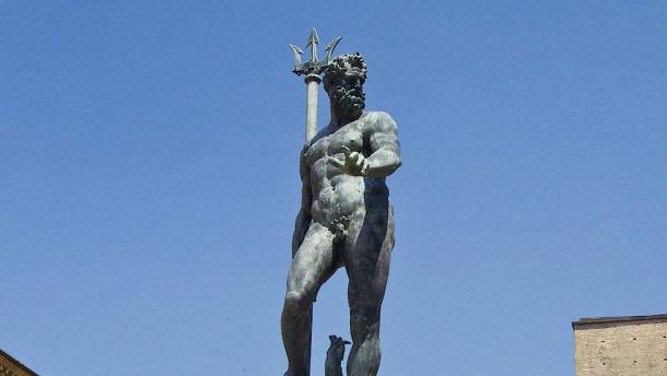 Neptun zu nackt fürs soziale Netz