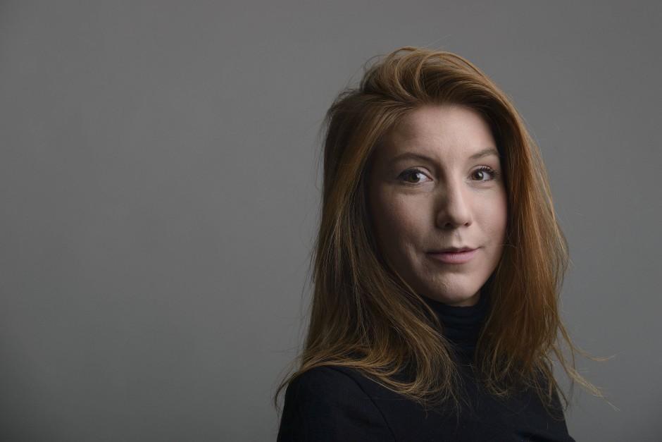 Die schwedische Journalistin Kim Wall wird vermisst. Zuletzt sah man sie an Bord des U-Boots gehen.