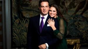 Prinzessin Madeleine hat sich verlobt