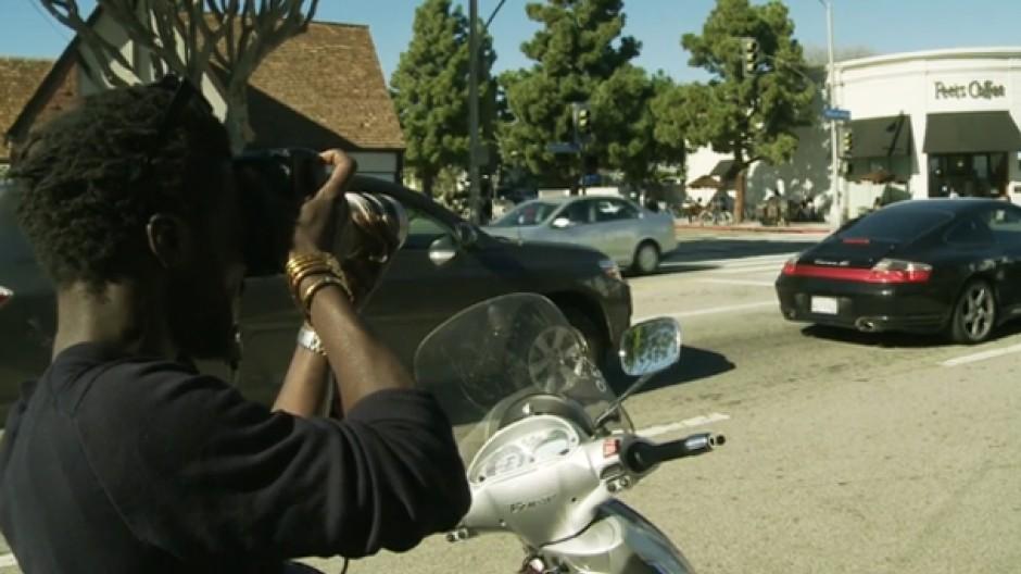 Unterwegs mit einem Hollywood-Paparazzo