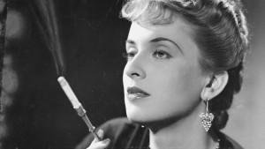 Die Frau, die sich Goebbels widersetzte