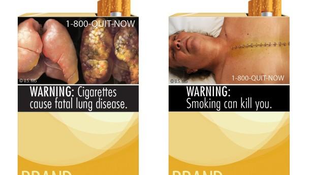 Amerikanische Tabakfirmen reichen Klage ein