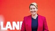 Wahl zum Abgeordnetenhaus: Wieso Franziska Giffey in Berlin vorne liegt