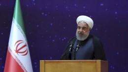 Bundesregierung will an Atomabkommen mit Iran festhalten