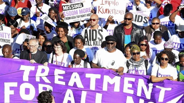 Die Aids-Epidemie unter jungen Frauen beenden