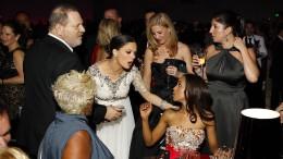 Warum Harvey Weinstein in Hollywood geschützt wurde