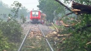 Bahn muss auch bei höherer Gewalt für Verspätung zahlen