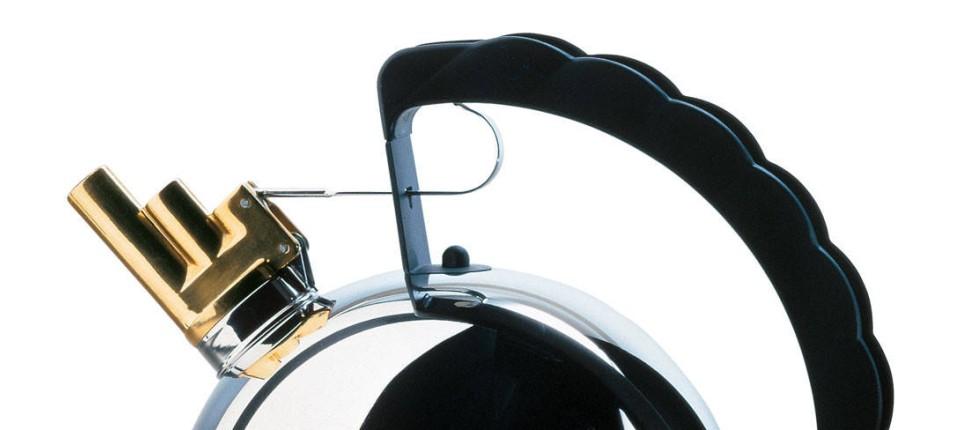 Richard Sappers Wasserkessel 9091 Eine Frage Des Tons