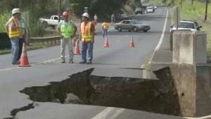Hawaii nach Erdstoß zum Katastrophengebiet erklärt