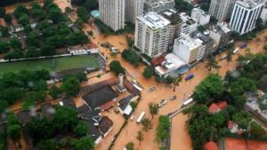 Mindestens 96 Tote bei Unwetter in Rio de Janeiro