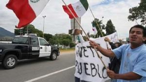 Bundespolizei soll Unruhen in Oaxaca beenden