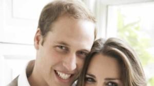 Prinz William und Kate im Livestream