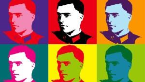 Das bügelfreie Konterfei der Revolutionäre