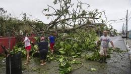 """""""Puerto Rico wird eine zerstörte Insel sein"""""""