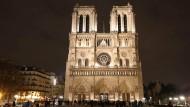 Noch ist der Eintritt kostenlos: Die Kathedrale Notre-Dame in Paris