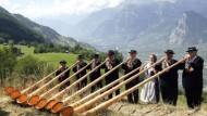 3. Alphornfestival in Nendaz