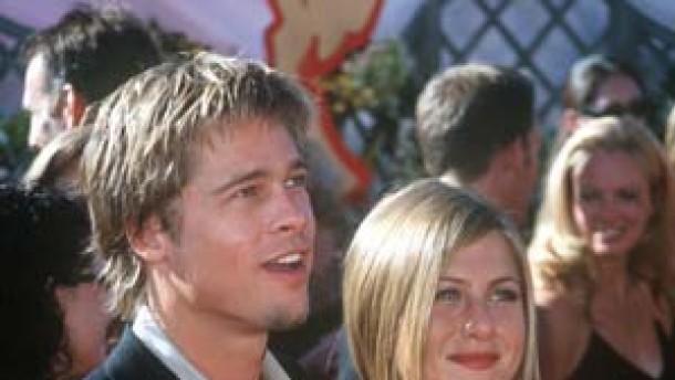 Trennung von Brad Pitt und Jennifer Aniston offiziell