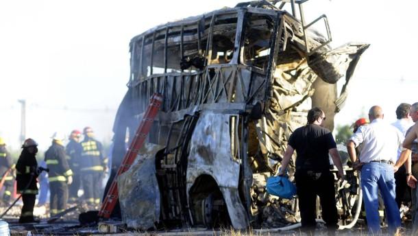 Deutsche Opfer bei Unfall in Argentinien