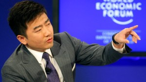 China nimmt TV-Moderator kurz vor Sendebeginn fest