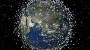 ISS muss herannahendem Weltraumschrott ausweichen