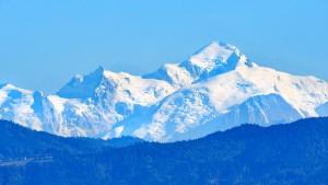 Zwei Skifahrer sterben durch Lawine am Mont Blanc
