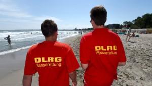 Wieder mehr Badetote in Deutschland