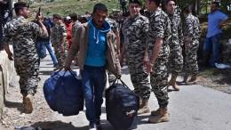 Warum die Rückkehr nach Syrien für Kriegsflüchtlinge so schwierig ist