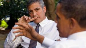 Wenn die Obamas die Clooneys am Comer See besuchen