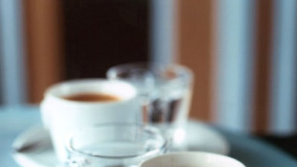 Streß statt Entspannung: Das Aus für die Kaffeepause?