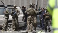 Mehrere Tote bei Selbstmordattentat in Kabul