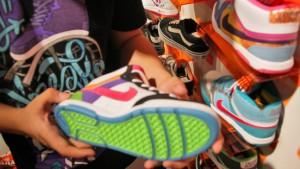 Der Sneaker wird zum Sonntagsschuh