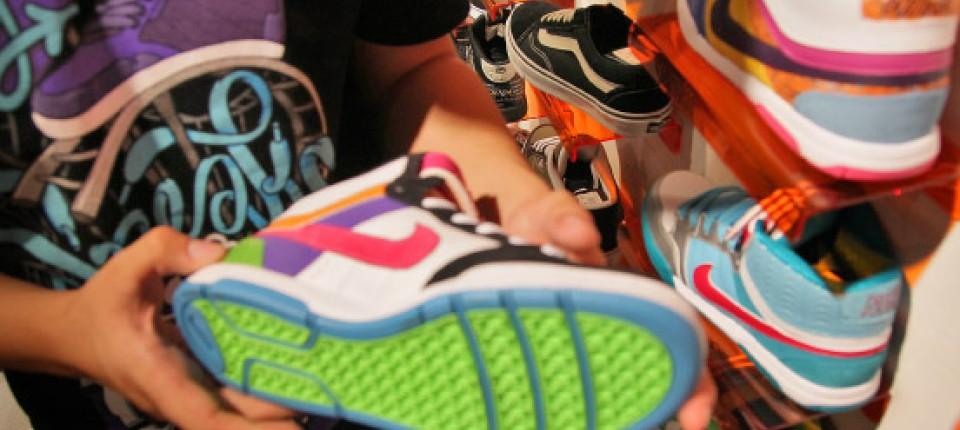 the latest 85479 eff61 Turnschuhe mit Stil: Der Sneaker wird zum Sonntagsschuh ...