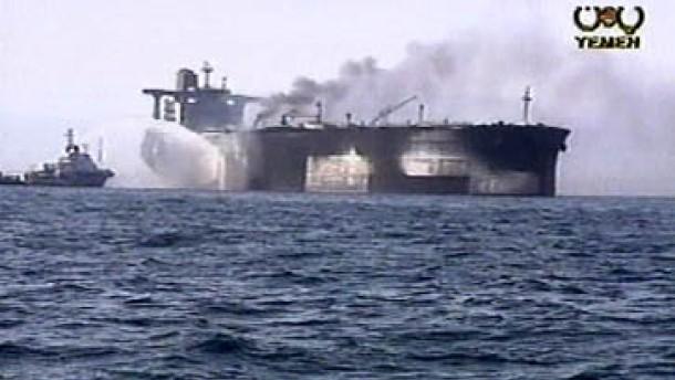 Festnahmen im Jemen nach Explosion auf Tanker