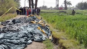 Mehrere Tote bei Gasexplosion in Ballon über Luxor